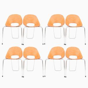 Italienische Stühle von Vittorio Nobili für Fratelli Tagliabue, 1950er, 8er Set