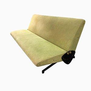 D70 Sofa von Osvaldo Borsani für Tecno, 1954