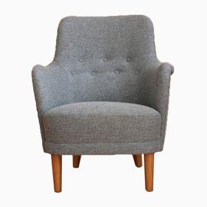 Mid-Century Samsas Sessel von Carl Mamsten für O.H. Sjögren