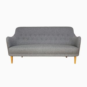 Mid-Century Samsas Sofa by Carl Malmsten for O.H. Sjögren