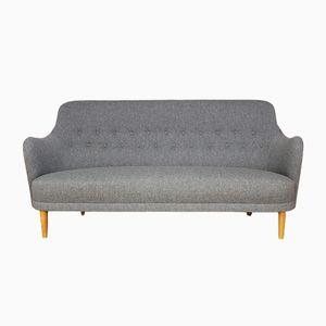 Mid-Century Samsas Sofa von Carl Malmsten für O.H. Sjögren