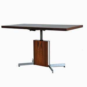 Height-Adjustable Dining Table, 1960s