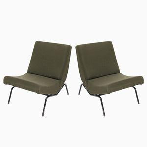 CM194 Modell ORTF Stühle von Pierre Paulin für Thonet, 1955, 2er Set