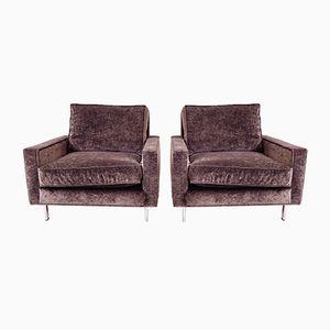 Amerikanische Vintage Sessel, 2er Set