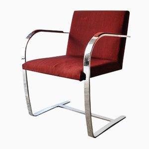 Brno Armchair by Mies van der Rohe for Knoll, 1980s