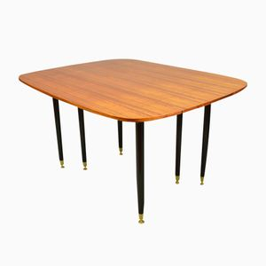 Mid-Century Teak Tola Extendable Dining Table from G-Plan