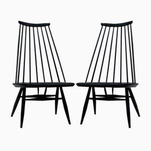 Mademoiselle Stühle von Ilmari Tapiovaara für Asko, 1959, 2er Set