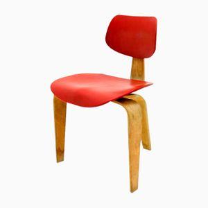 SE 42 Three-Legged Chair by Egon Eiermann for Wilde & Spieth, 1950s