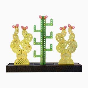 Chalk Cactus Room Divider by Shigeki Yamamoto, 2016