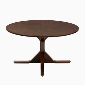 Mid-Century Model 522 Dining Table by Gianfranco Frattini for Bernini