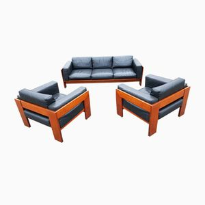 Vintage Bastiano Living Room Set by Tobia Scarpa for Knoll