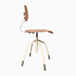 Chaise Rotative Vintage Industrielle