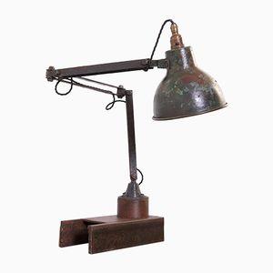 British Industrial Lamp, 1930s