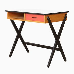 Mid-Century Desk by Coen de Vries for Devo