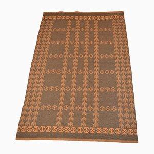 Double-Sided Carpet by Berit Woelfer, 1950s