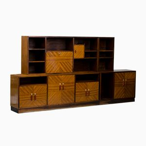 Art Deco Bookshelf Unit