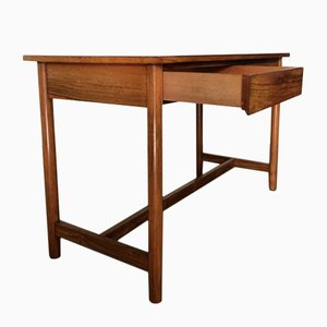 Mid-Century Danish Rosewood Teak Desk Console Table, 1960s