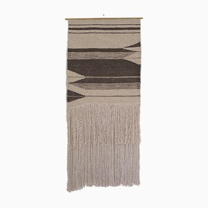 Flint Hand Woven Wall Hanging from Weavesmith, 2016