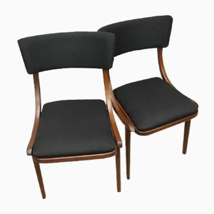 Polnische Jumper Stühle von Fameg, 1960er, 2er Set