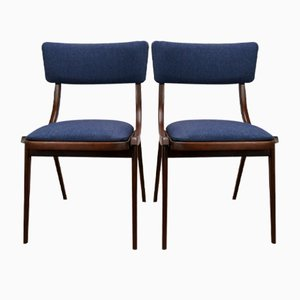 Polish Jumper Chairs from Fameg, 1960s, Set of 2
