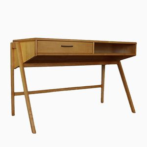 Desk by P. Van der Klugt & Coen de Vries for Everest Holland, 1958