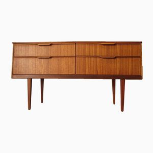 Small Dresser with Four Drawers from Austinsuite, 1960s