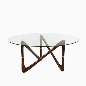 Tripod Coffee Table by Cesare Lacca, 1960s