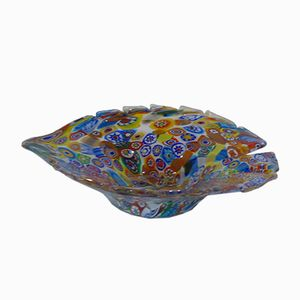 Italienische Mid-Century Murano Glasschale von La Murrina
