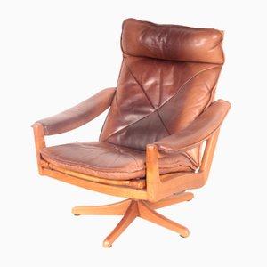 Vintage Norwegian Easy Chair from Söda Galvano