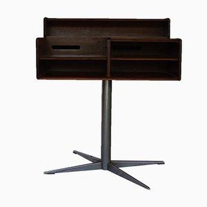Italienischer Schreibtisch aus Stahl & Holz von Fimsa, 1960er