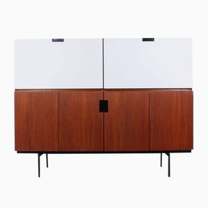 Mid-Century Japanese Series Teak Secretaire by Cees Braakman for Pastoe