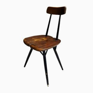 Finnischer Vintage Pirkka Stuhl von Ilmari Tapiovaara & Tapio Wirkkala