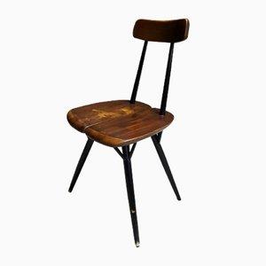 Vintage Finnish Pirkka Chair by Ilmari Tapiovaara & Tapio Wirkkala