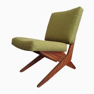 FB18 Scissor Sessel von Jan Van Grunsven für Pastoe, 1962
