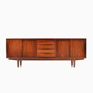 Danish Rosewood Sideboard by Arne Vodder, 1960s
