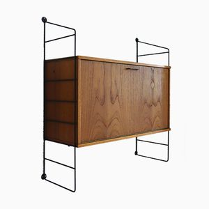 Hanging Secretaire from ASGA, 1950s