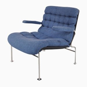 Scandinavian Easy Chair by Bruno Mathsson for Dux, 1960s