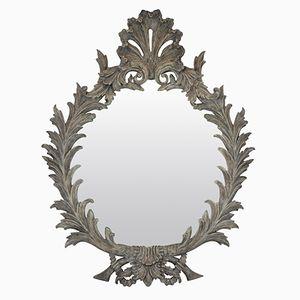 English George III Style Painted Mirror