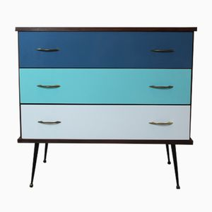 Mid-Century French Chest of Drawers