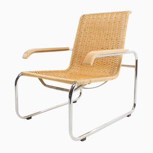 S35 Tubular Frame Armchair by Marcel Breuer for Thonet, 1970s