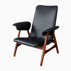 Vintage Armchair by Louis van Teeffelen