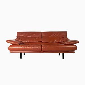 Vintage Alanda Three-Seater Sofa by Paolo Piva for B&B Italia