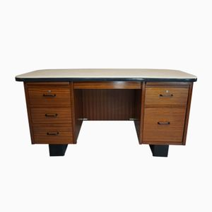 Teak Office Desk, 1950s