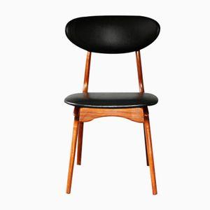 Vintage Dinner Chair by Louis van Teeffelen for Wébé