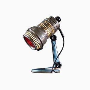 Industrielle Vintage Schreibtischlampe von Johannes Richter für Grandiosa