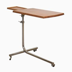 Vintage Bauhaus-Style Table from Cova