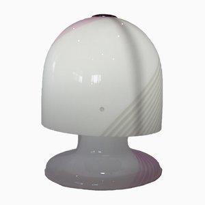 Vintage Murano Glass Mushroom Lamp from La Murrina