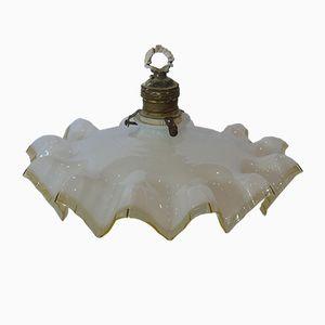 Hanging Murano Glass Light, 1950s