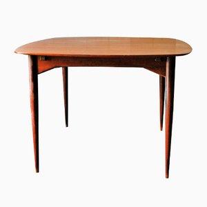 Vintage Italian Teak Table, 1960s