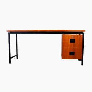 Großer Japanese Series EU02 Schreibtisch von Cees Braakman für Pastoe, 1959